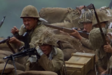War Movie Scenes: All Battle Scenes from Windtalkers