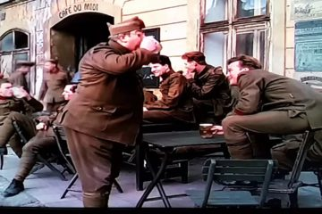 War Movie Scene : Trenches of Hell Part 2 from Young Indiana Jones