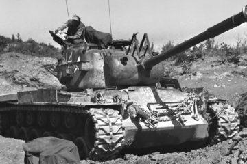 China vs US in Korea War - Longyuan Hill Defense