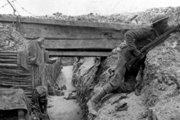 The Battle of the Somme 1 July 1916