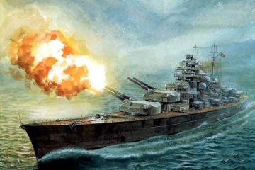 Bismark-World-War-II