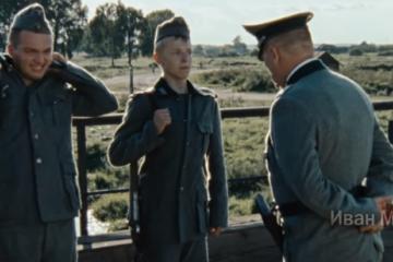 Enemies. Russian Movie
