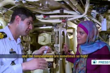 Inside Iranian submarines