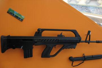 Iranian KH-2002 Khaybar Assault Rifle