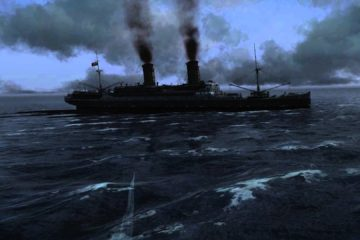 The Sinking of the Laconia - Part 1