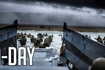 Normandy Landings – D-Day 1944 [HD Colour]