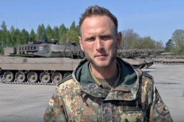 Panzertruppe - Bundeswehr