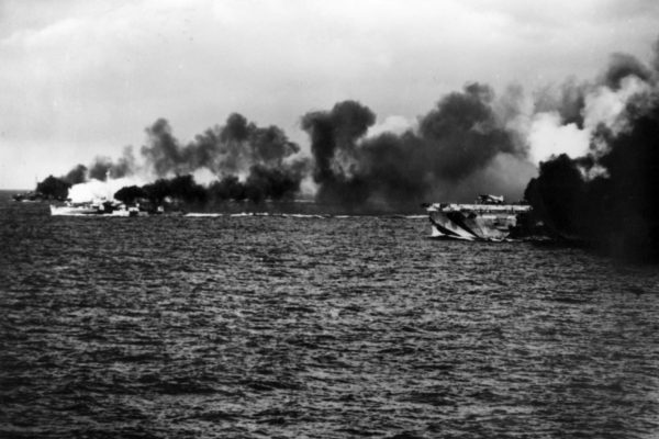The Battle Off Samar