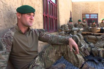 Here is a documentary featuring the Battle for Helmand Province in Afghanistan