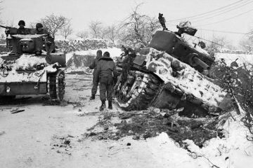The Battle of the Ardennes