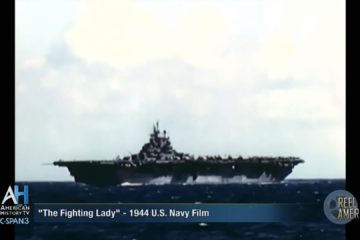 American documentary & propaganda film produced by the U.S. Navy during World War II and narrated by Lt. Robert Taylor USNR.