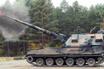 Top10 Self Propelled Howitzers 2018