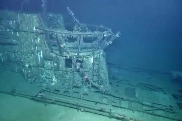 WW2 German Submarine Found in Florida Waters
