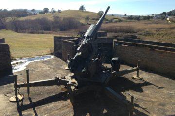 World War II Artillery Relic's Still in Service
