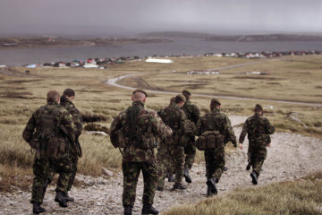 The Falkland Islands War