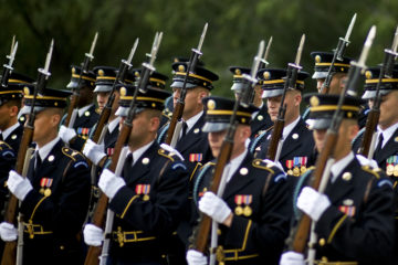 A Day in the Life of the Old Guard, the US Army's Oldest Unit.