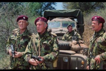wild geese-movie a team of crack mercenaries