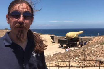The World's Biggest Black Powder Cannon – a 100-Ton Gun