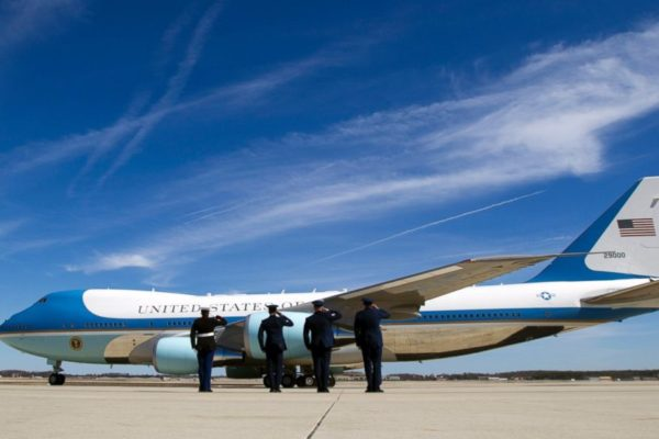 The History of Air Force One and all the Aircraft Used