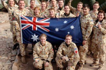 Australian Defense Force