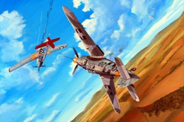 Why was the BF109 so Slow Compared with the P51?