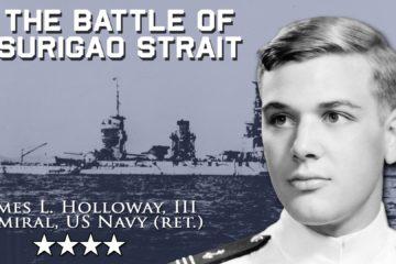 Battle of Surigao Strait ww2