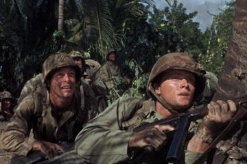 Beach Red is a 1967 World War II film