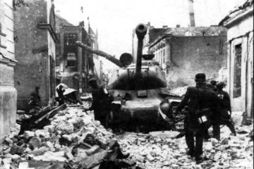 30 Minutes of Destroyed Allied Tanks from WW2