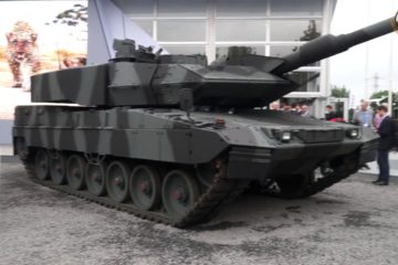 Eurosatory 2018 Defense Exhibition
