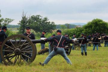 gettysburg Duel
