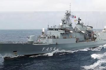 Hellenic Navy 2018