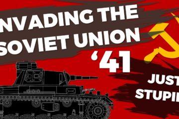 Invading the Soviet Union 1941