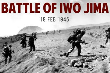 Iwo Jima World War II