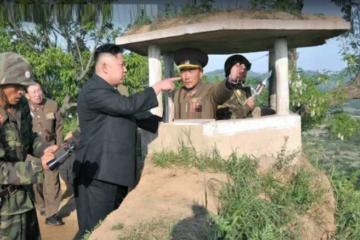 Kim Visit