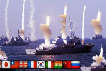 Powerful WARSHIPs