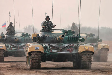 Russians Tanks