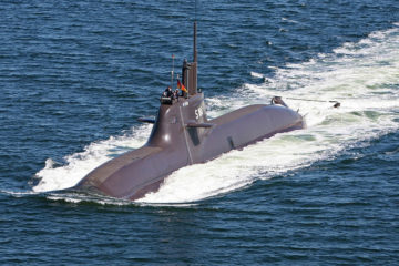 Why Germany's New Super Stealth Submarines Could Take on Any Navy