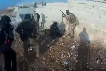 Syrian-Combat