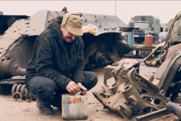 T34 Restoration