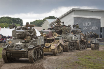 Tankfest 2018 - The Tank Museum, Bovington UK