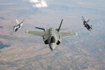 This Is Why China's Greatest Fear: Taiwan Armed with F-35