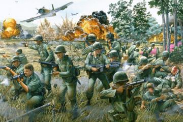 The First Battle of Vietnam | The Battle of la Drang