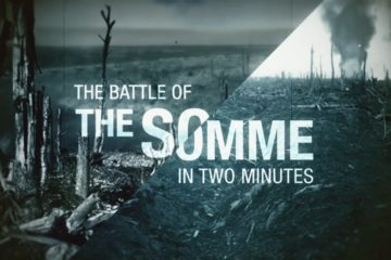 The Battle of the Somme in two Minutes
