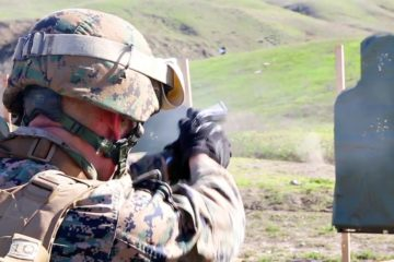U.S. Marines Combat Pistol Program