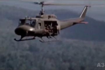 Vietnam War Combat Footage