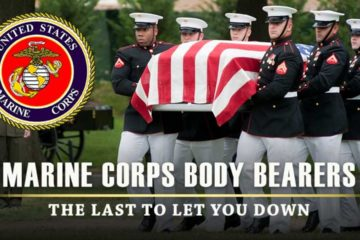 Marine Corps Body Bearers | The Last To Let You Down