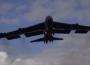 B-52 Bombers Landing at RAF Fairford.