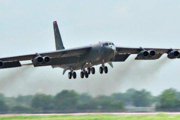 B-52 Aircraft Tour