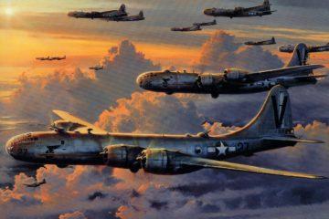 B29 Bombing Tokyo