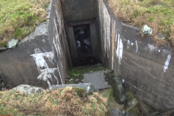 That was amazing. We found a German WW2 Cave and a Sniper`s Surprise